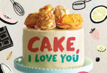 Cake I Love You book cover