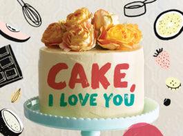 Cake I Love You book cover