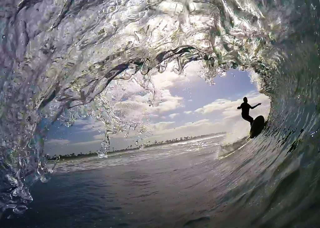 Cays Surf Crew Member Scot OGR Beall Photo D. Case