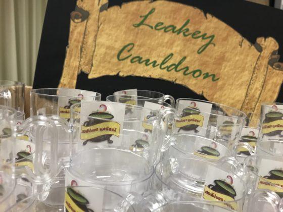 mugs butterbeer leaky cauldron