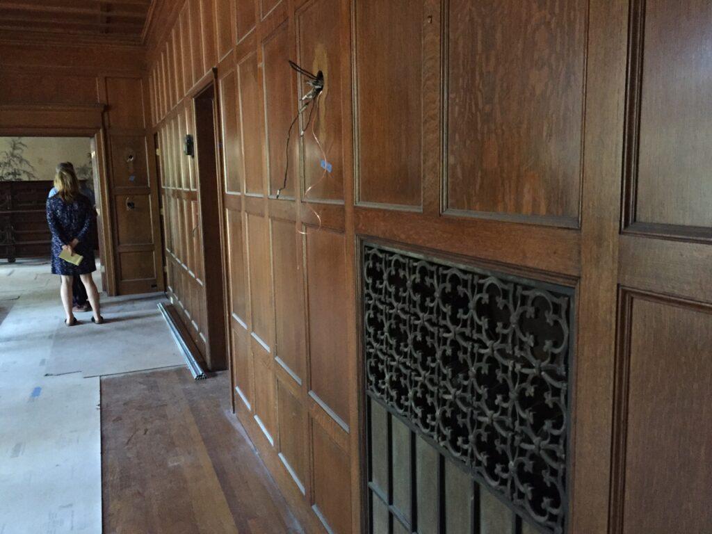 Hansen Mansion interior