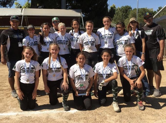Coronado Youth Softball U14 Girls