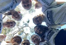 Coronado U14 girls softball