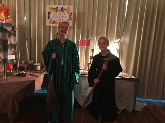 Harry Potter Day Volunteer