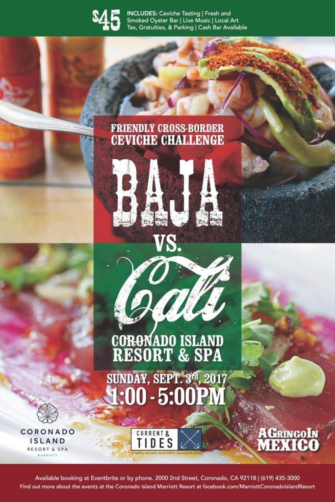 Ceviche Challenge