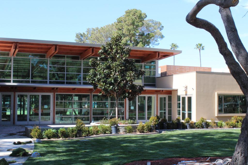 John D. Spreckels Center
