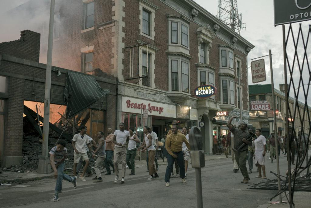 Detroit 1967 riots