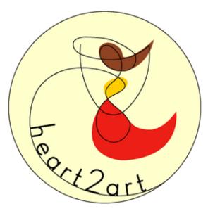 Heart 2 Art logo dance