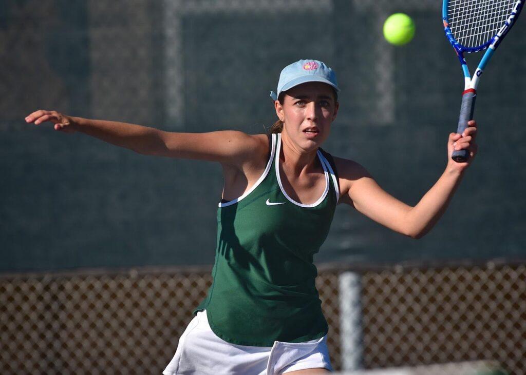 Hannah Quirk tennis