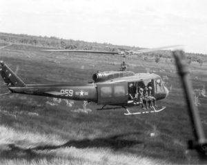 UH-1 Huey Helicopter