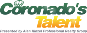 Coronado's Talent logo