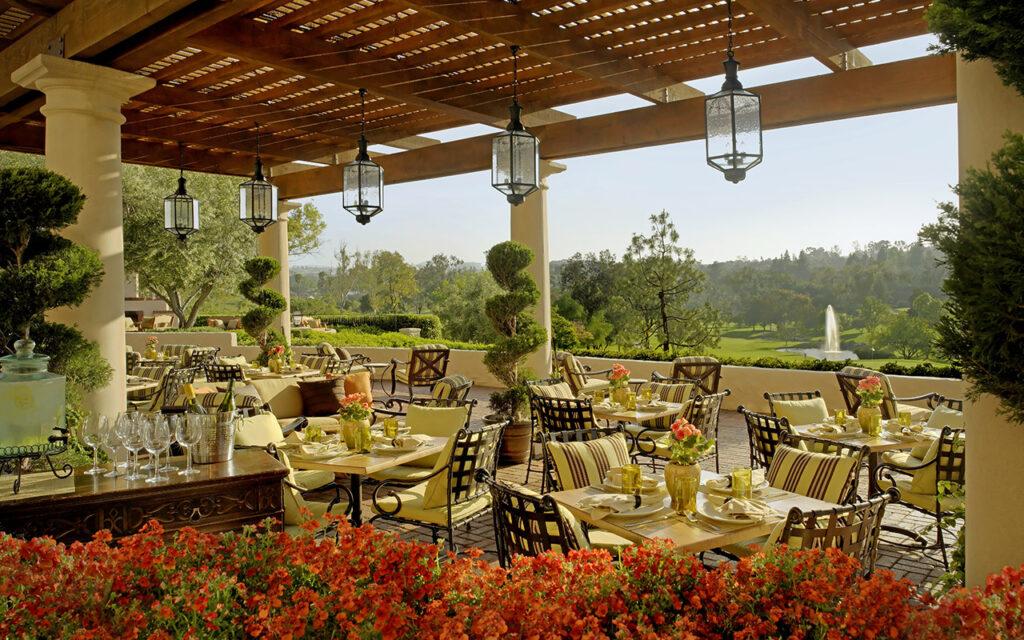 Rancho Bernardo Inn Veranda