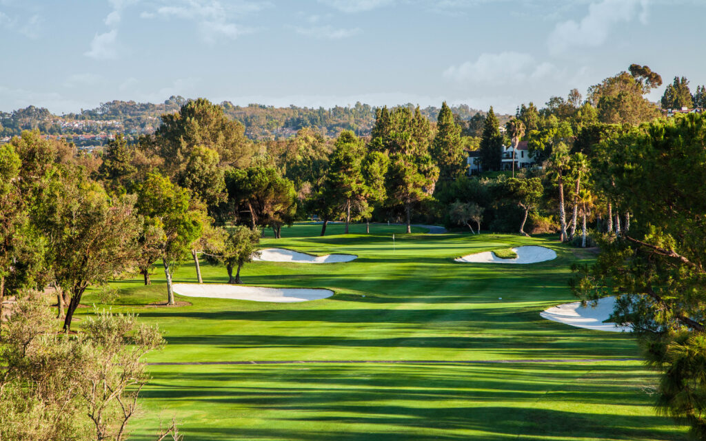 Rancho Bernardo Inn golf