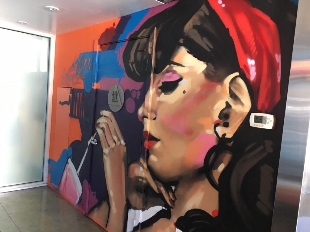 MishMash mural