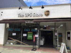 Coronado UPS store