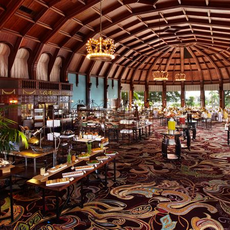 New Year S Day Brunch At The Hotel Del Coronado