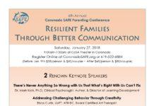 SAFE parenting conference