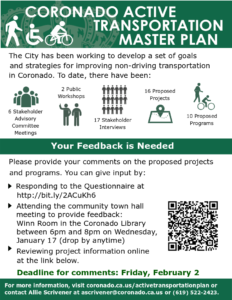 Active Transportation Meeting Jan. 2018