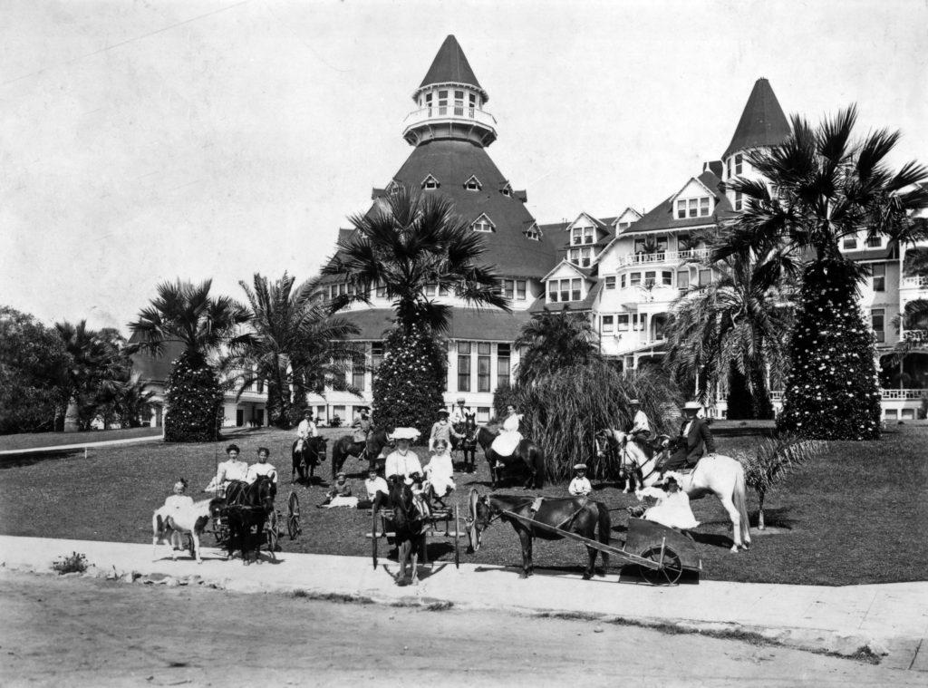 Hotel del Coronado 1900s