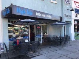 High Tide Bottle Shop and Kitchen