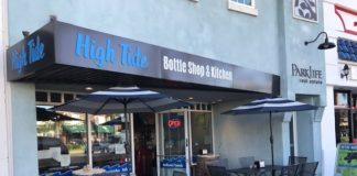 High Tide Bottle Shop and Kitchen