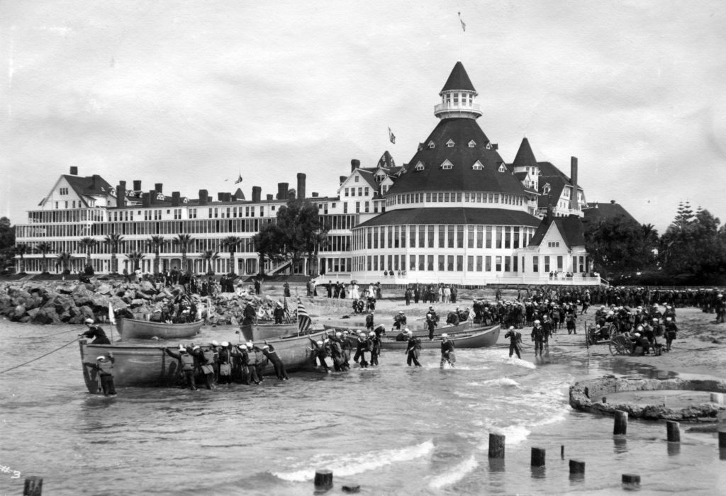Hotel del Coronado 1917