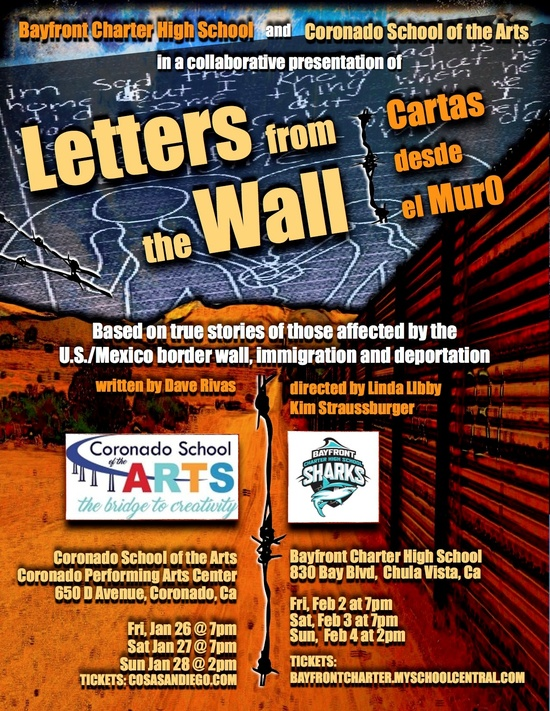 Letters from the Wall