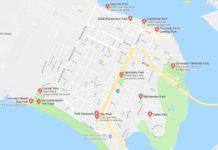 coronado parks Google Maps