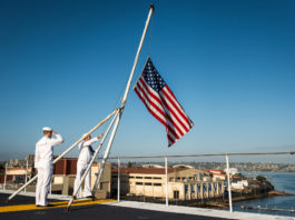 U.S. Navy photo by Mass Communication Specialist 2nd Class Sean M. Castellano/Released