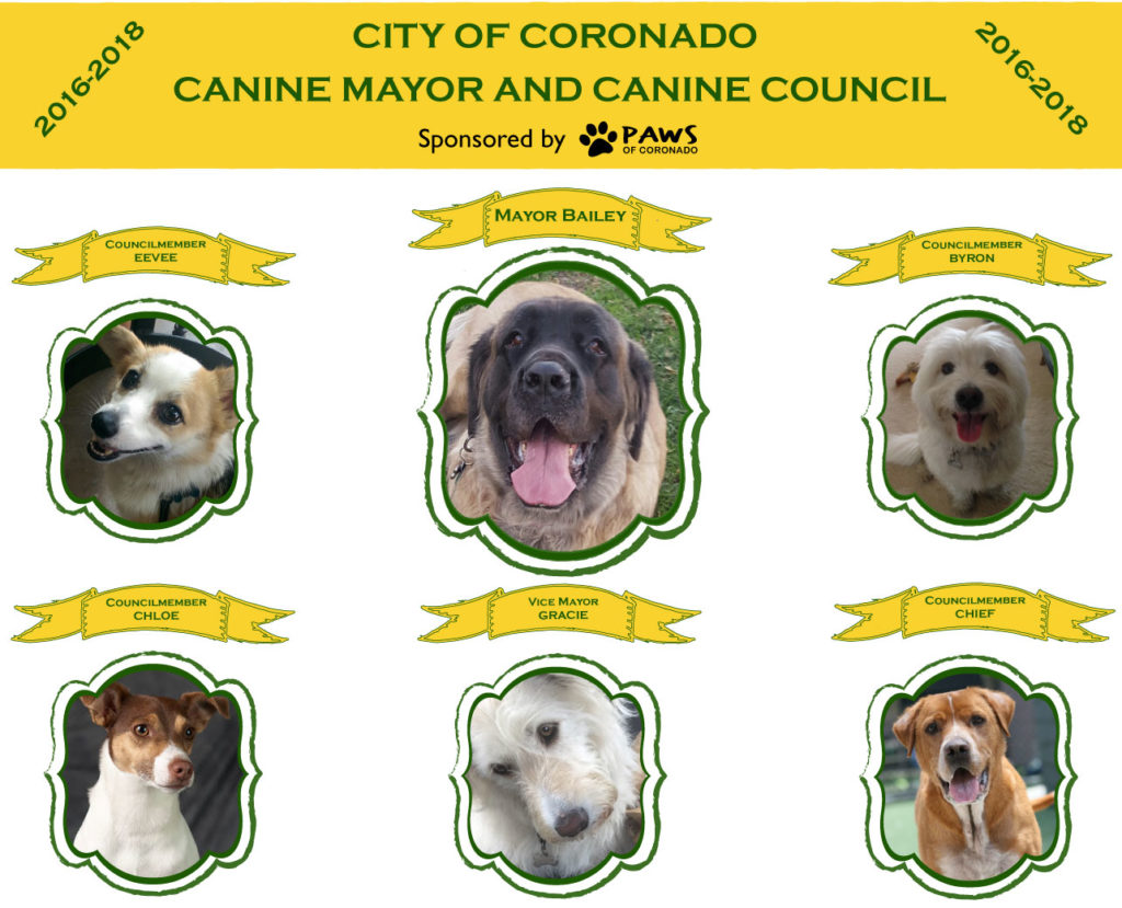 Canine Council 2016-2018