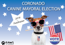 Coronado Canine Mayor Election 2018