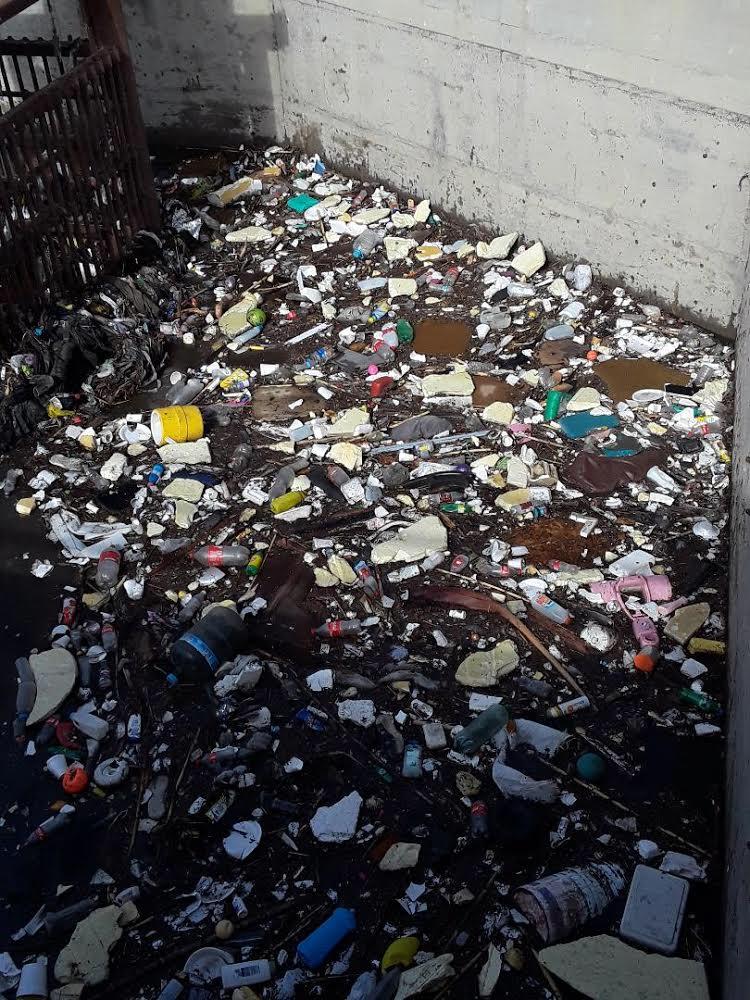 Tijuana River, pollution