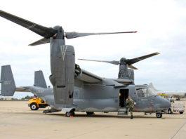 V-22 Osprey U.S. Navy photo by Mass Communication Specialist Seaman Daniel A. Barker