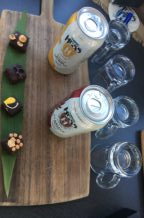 Loews Flavors - beer truffle tasting