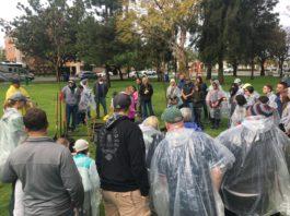 Arbor Day Tree Planting 2018