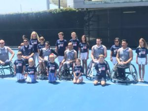 Old Goats Kids Who Care Wheelchair Basketball