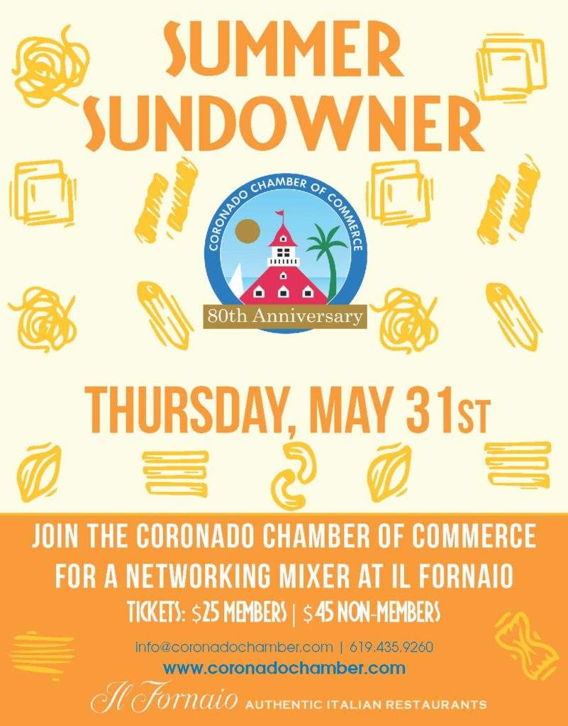 Chamber Summer Sundowner