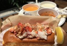 Lobster West Lobster Roll