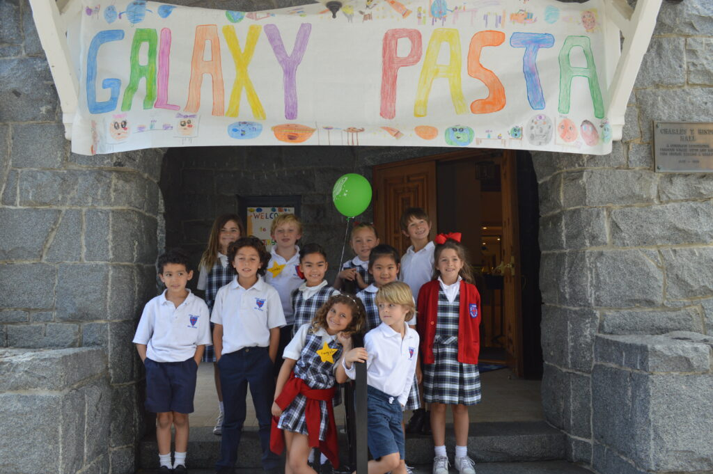 Galaxy Pasta, Managed by CCDS First Graders, Raises Over