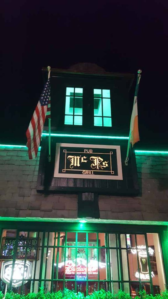McP's Irish Pub