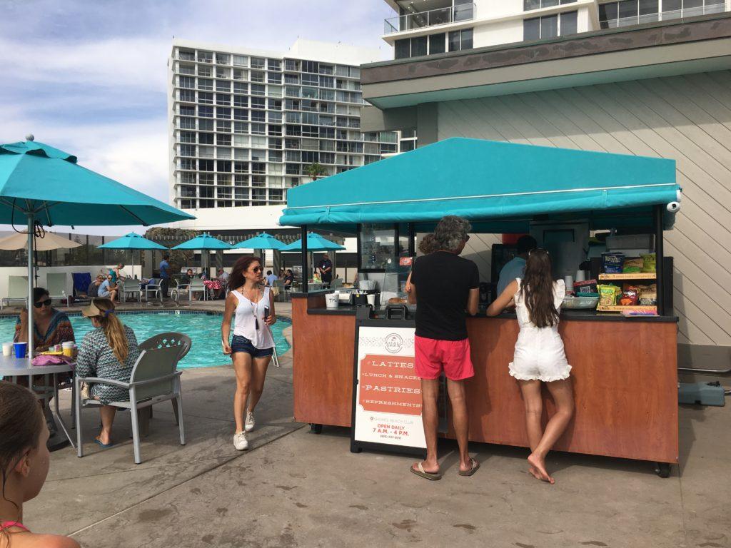 Amalo Brew at the Coronado Shores