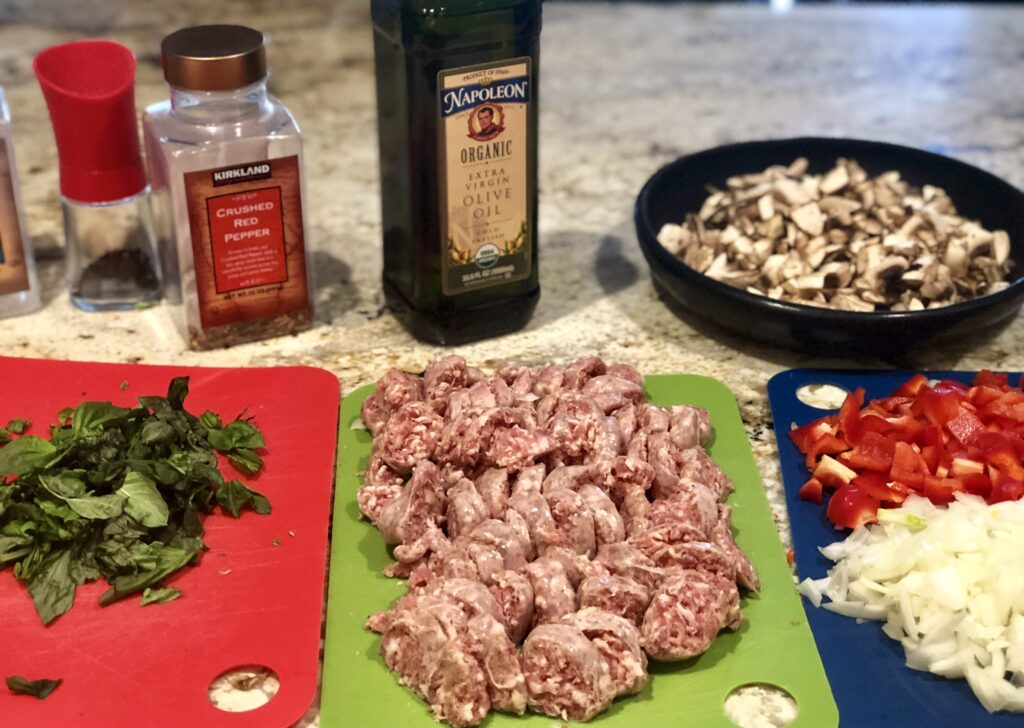 how to make italian spicy sauce