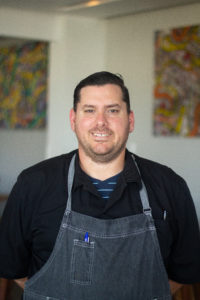 Chef Chris Gallo