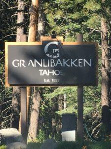 Granlibakken, Tahoe