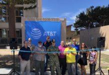AT&T upgrade on NAB