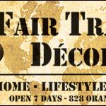 Fair Trade Decor