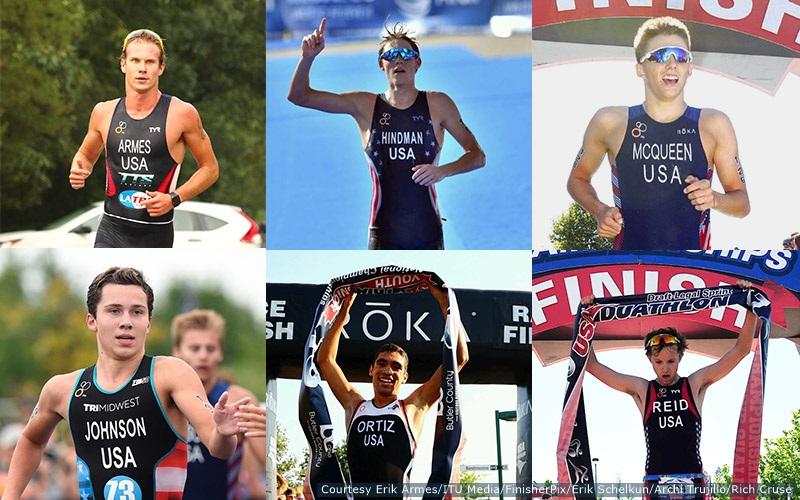 USA Triathlon Project Podium