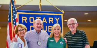 Rotary donates to Honor Flight San Diego