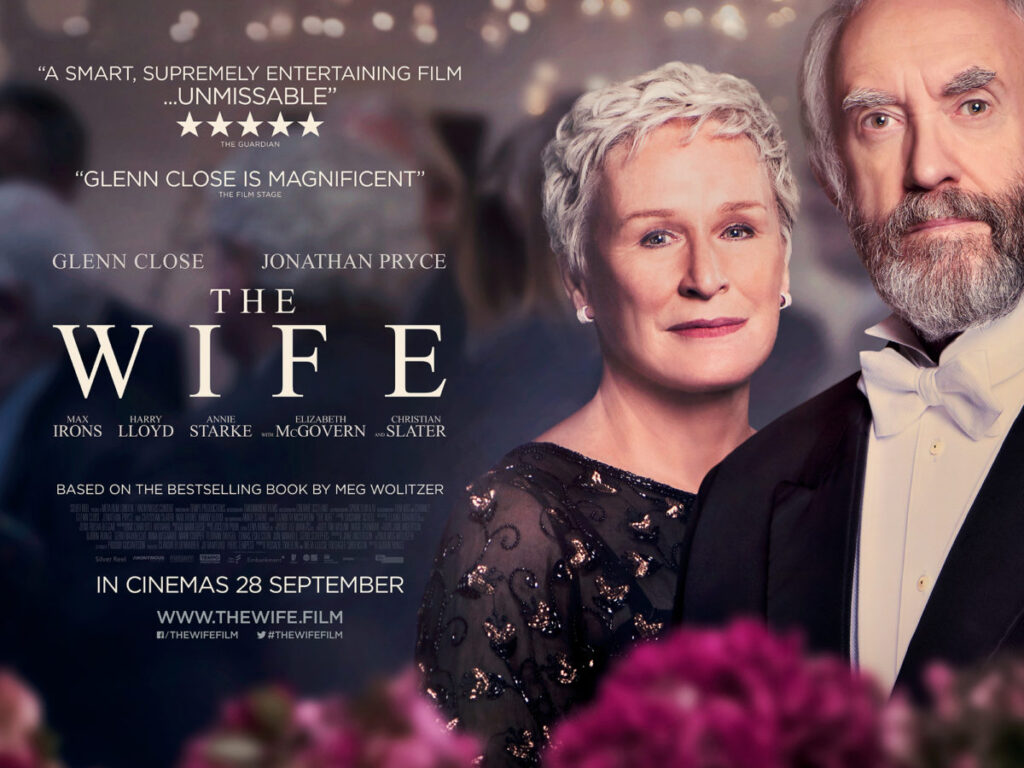 「The Wife movie」の画像検索結果