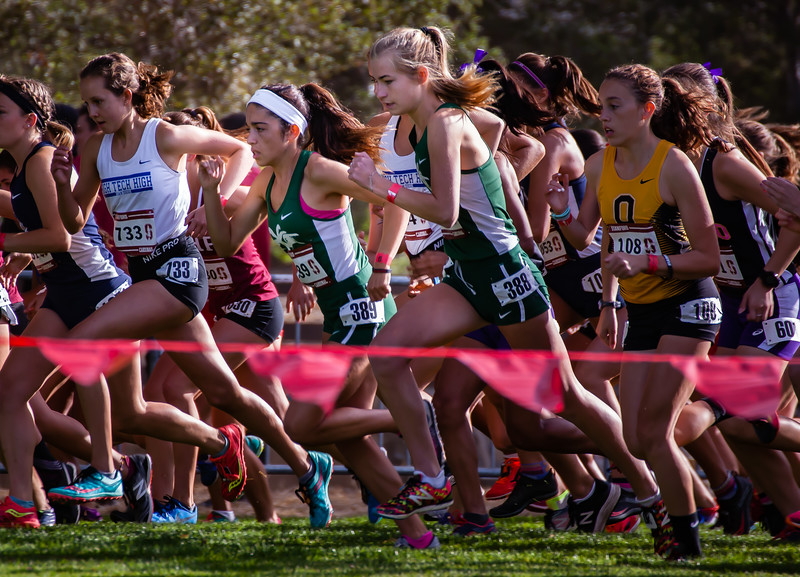 Cross Country Islanders Race In 45th Annual Stanford Invitational